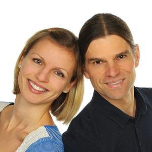 Oliver und Lara Horlacher