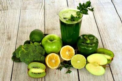Die Vitalstoffbombe: Grüne Smoothies für Kinder
