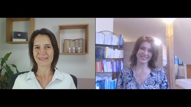 Gabi Schörk im Interview mit Nicole Kikillus