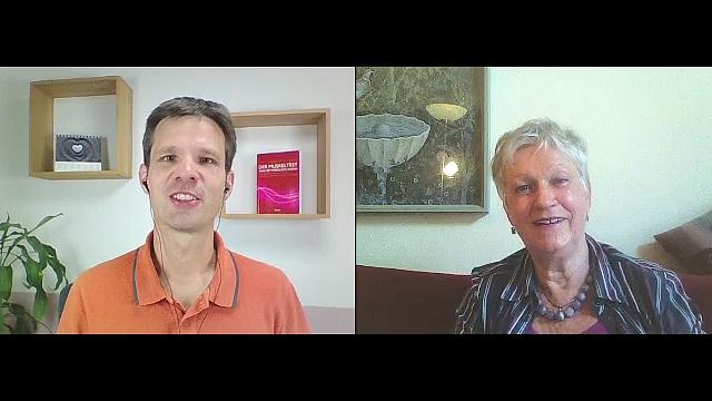 Dr. med. Christa Keding im Interview mit Christian Clemens
