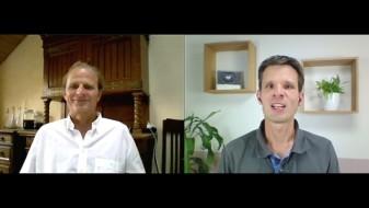 Dieter Berweiler im Interview mit Christian Clemens
