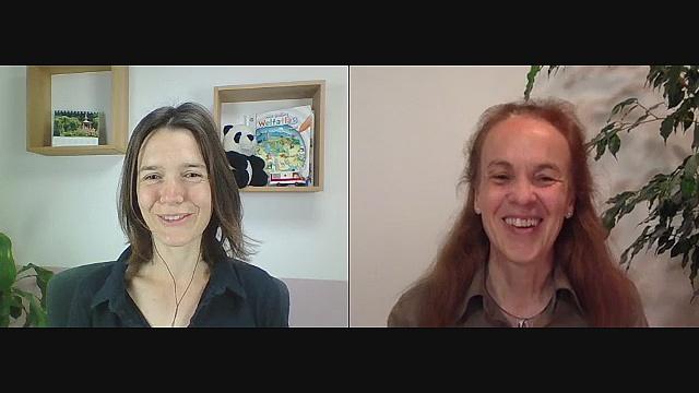 Birgit Krohmer im Interview mit Nicole Kikillus