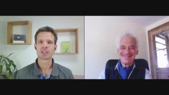 Bertrand Stern im Interview mit Christian Clemens