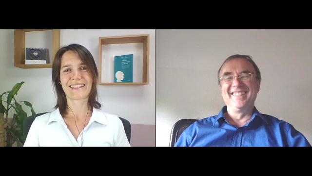 Lienhard Valentin im Interview mit Nicole Kikillus