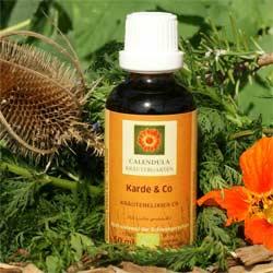 Karde & Co C9 Bio - Kräuterelixier