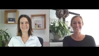 Nadine Schubert im Interview mit Nicole Kikillus