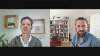 Veit Lindau im Interview mit Christian Clemens
