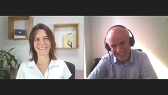 Achim Schad im Interview mit Nicole Kikillus
