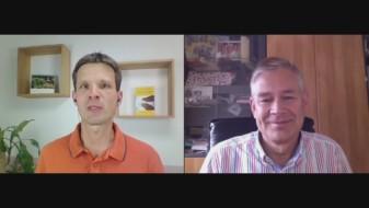 Dr. med. Raimund von Helden im Interview mit Christian Clemens