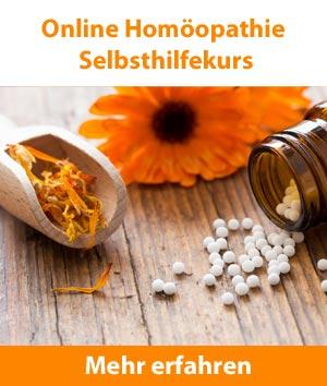 Homöopathie Selbsthilfekurs