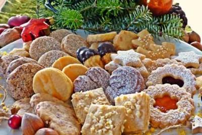 """Die 5 leckersten """"Gesunde Weihnachtsplätzchen Rezepte"""" der Welt!"""