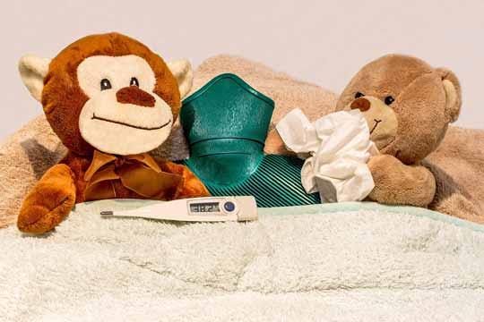 Homöopathie bei Erkältungen
