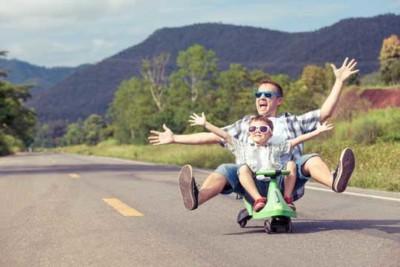 Die Wunschzeit - spielerisch die Eltern Kind Bindung stärken!