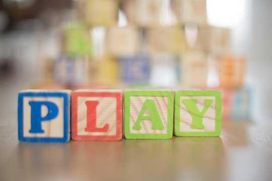 Wieviel Spielzeug braucht ein Kind